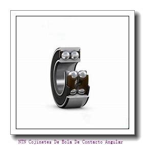 35 mm x 55 mm x 10 mm  NTN 7907DF Cojinetes De Bola De Contacto Angular