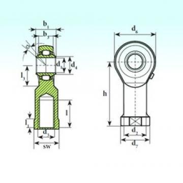 ISB TSF 40 RB Rodamientos De Rodillos Esféricos