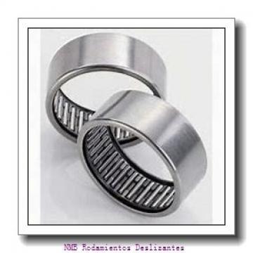 6 mm x 18 mm x 6 mm  NMB RBT6 Rodamientos Deslizantes