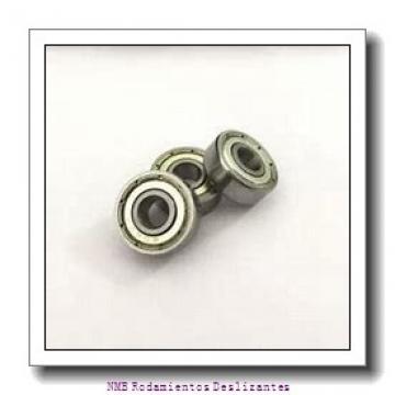 12 mm x 34 mm x 12 mm  NMB HRT12 Rodamientos Deslizantes