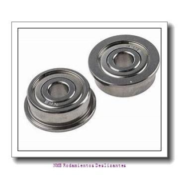 6 mm x 20,5 mm x 6 mm  NMB HR6 Rodamientos Deslizantes