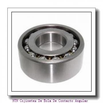 25 mm x 62 mm x 17 mm  NTN 3TM-SF05B80 Cojinetes De Bola De Contacto Angular