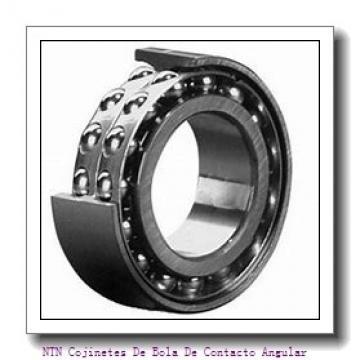 12,700 mm x 38,200 mm x 15,900 mm  NTN DF0109LLPX1/L627U0JD Cojinetes De Bola De Contacto Angular