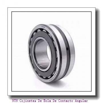 20 mm x 47 mm x 28 mm  NTN 7204CDB/GNP5 Cojinetes De Bola De Contacto Angular