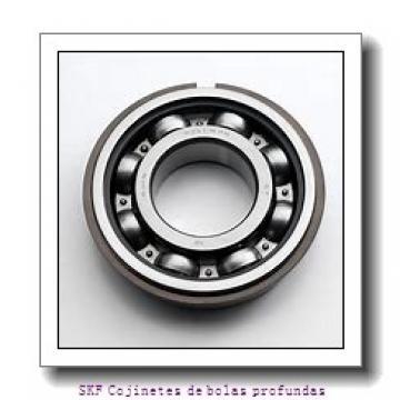 12,7 mm x 40 mm x 19,1 mm  SKF YET203-008 Cojinetes de bolas profundas