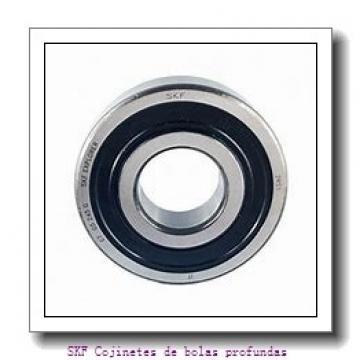 55 mm x 100 mm x 21 mm  SKF 6211NR Cojinetes de bolas profundas