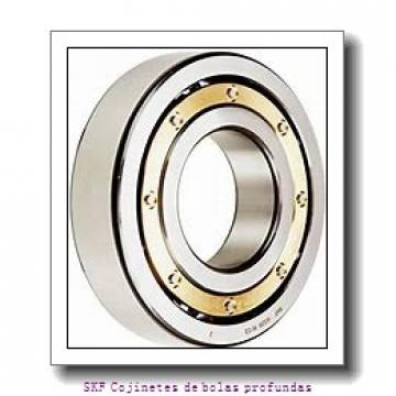 15 mm x 21 mm x 4 mm  SKF W 61702 R-2Z Cojinetes de bolas profundas