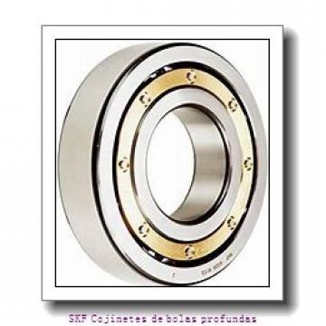 45 mm x 85 mm x 19 mm  SKF BB1-1209-2RS/DBGWP Cojinetes de bolas profundas