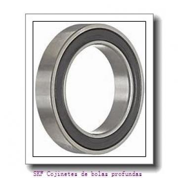 80 mm x 125 mm x 22 mm  SKF 6016-RS1 Cojinetes de bolas profundas