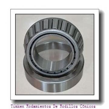 Timken 25580/25520D+X3S-25580 Rodamientos De Rodillos Cónicos