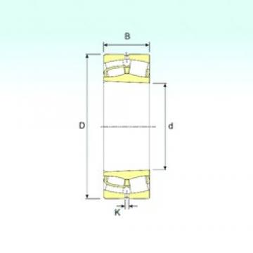 1800 mm x 2180 mm x 375 mm  ISB 248/1800 K Rodamientos De Rodillos Esféricos