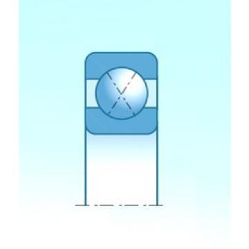 25,000 mm x 52,000 mm x 15,000 mm  NTN QJ205 Cojinetes De Bola De Contacto Angular