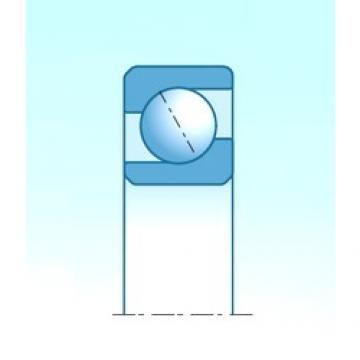 110 mm x 170 mm x 28 mm  NTN 7022UADG/GNP42 Cojinetes De Bola De Contacto Angular