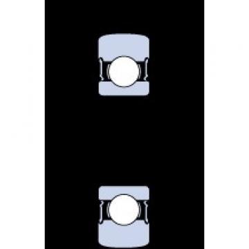 15 mm x 40 mm x 11 mm  SKF 361202 R Cojinetes de bolas profundas