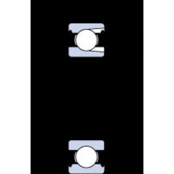 80 mm x 170 mm x 39 mm  SKF 316 Cojinetes de bolas profundas